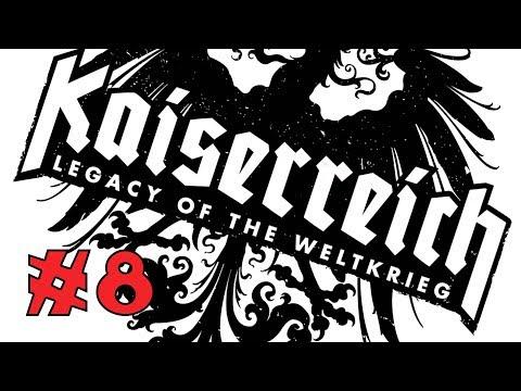 Hearts of Iron IV: KAISERREICH MOD! - Canada - Part 8