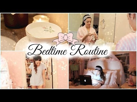 Get Ready with Gabi- My Bedtime Routine ♡