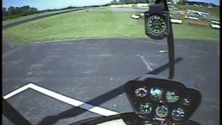 Lesson on How to start & shutdown an R44 Part #2