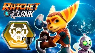 Ratchet & Clank PS4 | Trofeo oculto | Siento que me ahogo
