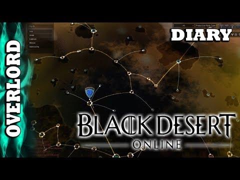Black Desert Overlord - Diary 3 - Reducing the world