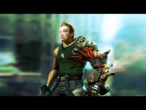 Rusko - Bionic Commando [Double-Mix] (HD)