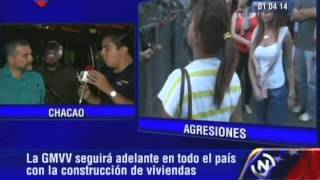 Ricardo Molina: 1.200 trabajadores y 89 niños afectados por quema del Ministerio de la Vivienda