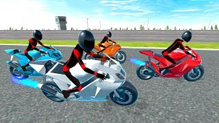 Fast Bike Moto Racing Extreme - Bike Racing Games - Gameplay Android free games