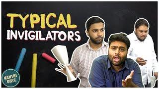 Typical Exam Invigilators | Hyderabadi Comedy | Kantri Guyz
