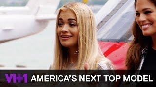 Rita Ora & Ashley Graham Explain the First Challenge | America's Next Top Model