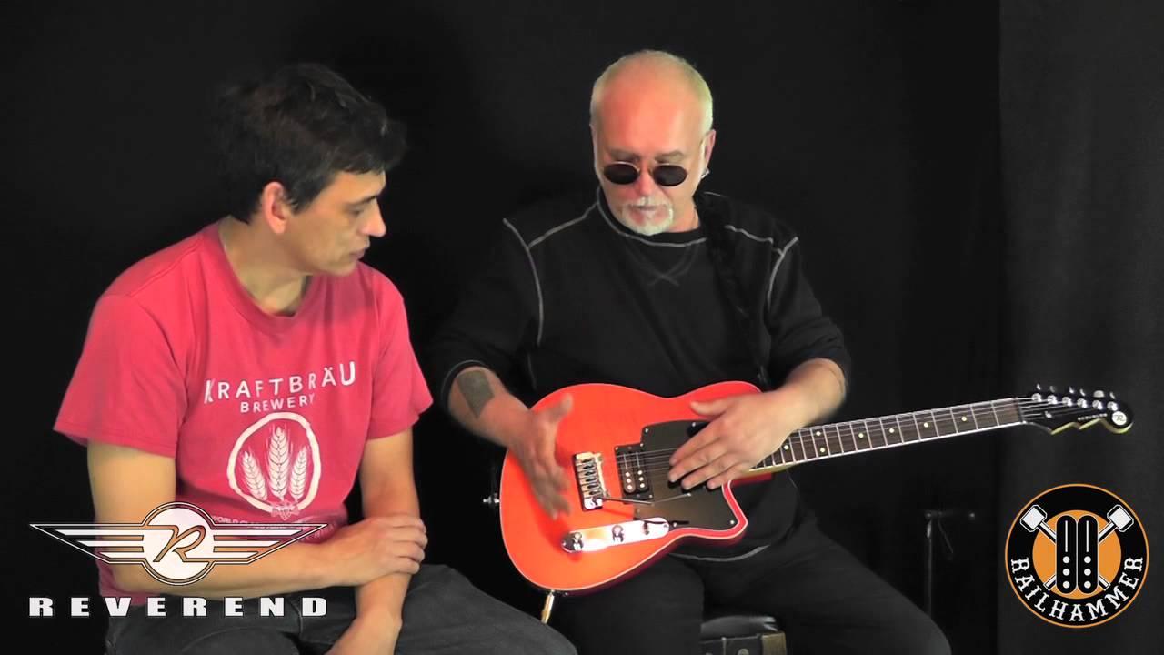 The Ultimate Reeves Gabrels Interview | guitar moderne
