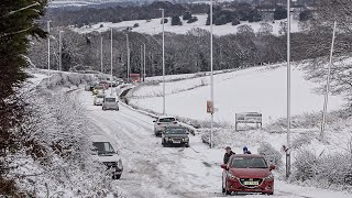 video: UK weather: More snow and ice expected as temperatures plunge