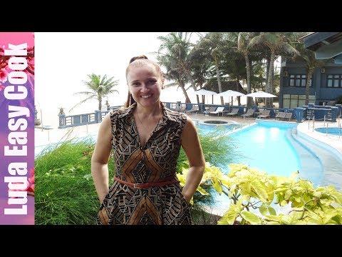 ОБЗОР ОТЕЛЯ И 4 БЛЮДА ВЬЕТНАМСКОЙ КУХНИ   Tropicana Beach Resort, Long Hai