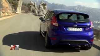 Ford fiesta st 2013 - test drive