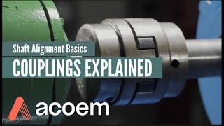 Shaft Alignment Basics: Couplings Explained