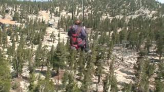 biggest zip-line in the world! (((HD)))
