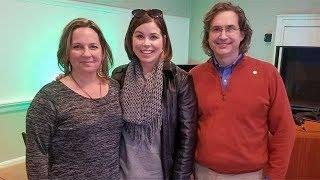 Susan James and Tom Seeley .::. The Melissa Killeleagh Show 11/21/17 thumbnail