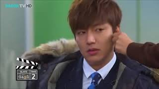 The Heirs Best Funny Moments on location shooting Video Clips thumbnail