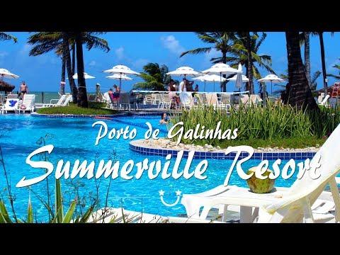 Summerville Beach Resort - Perfeito para famílias!