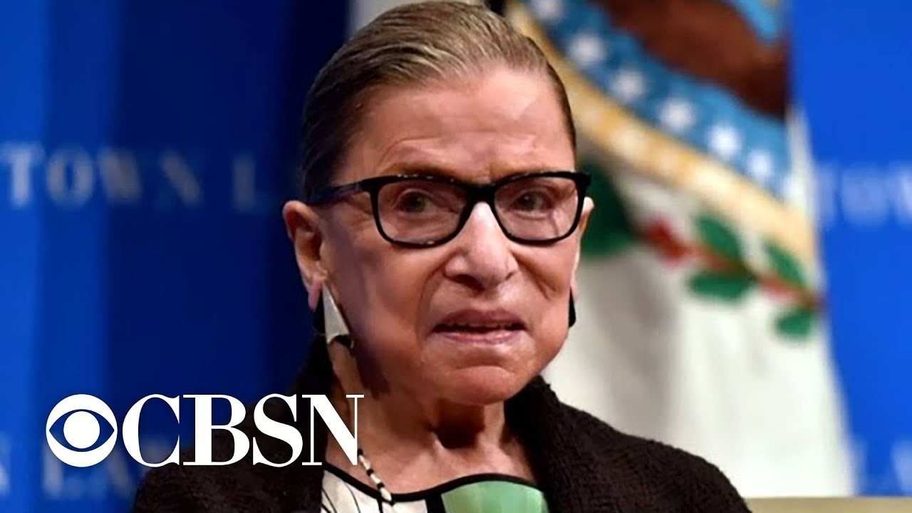 Ruth Bader Ginsburg resting comfortably after non-surgical ...