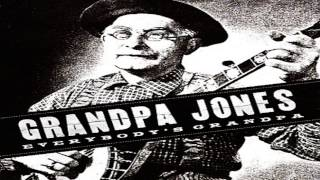 Watch Grandpa Jones I Dont Know Gee From Haw video
