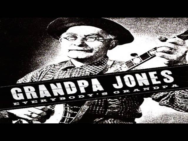 Grandpa Jones - I Don't Know Gee from Haw Travel Video