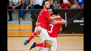 Liga Sport Zone   1.ª Jornada: Benfica 4-0 Leões Porto Salvo