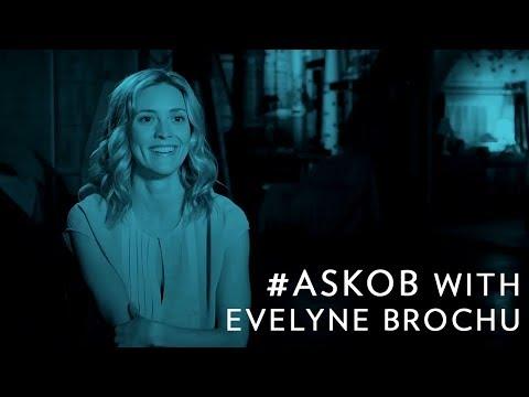 AskOB w Evelyne Brochu  Cool Clones  Orphan Black on BBC America