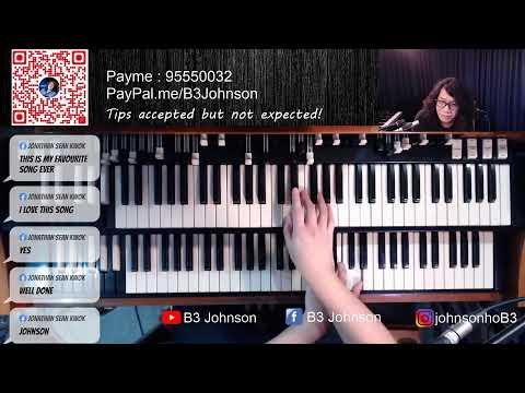 [Jazz Music] Jazz Organ Solo | B3 Johnson