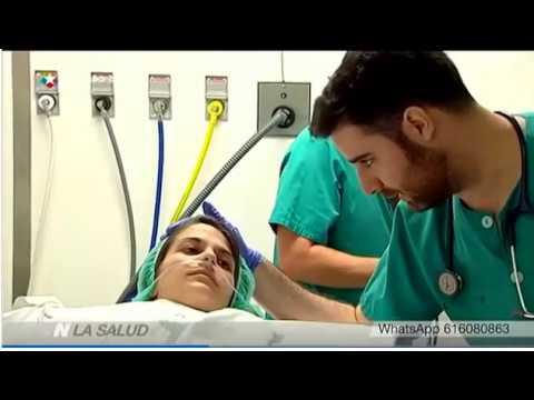 Litotricia extracorpórea por ondas de choque (LEOC) - Hospital 12 de Octubre, Madrid