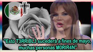 """""""Esto T3RRlBL3 sucederá a fines de mayo, muchas personas M0RlR4N"""": Mhoni Vidente"""