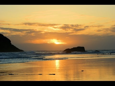 Oregon Coast Sunsets Slideshow #2
