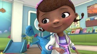 Doc McStuffins, Spielzeugärztin deutsch Puppe beim Arzt