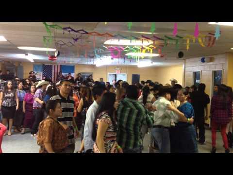 BAILE EN FORT PAYNE ALABAMA POR EL DIA DEL AMOR Y LA AMISTAD, 02/14/2015