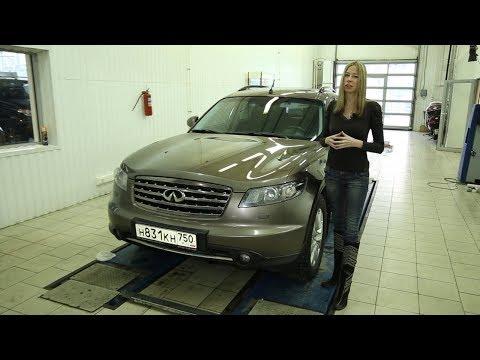 Подержанные автомобили. Вып.151. Infiniti FX35, 2006