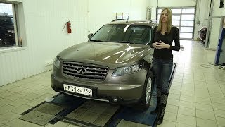 видео Автомобили Infiniti