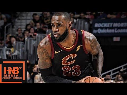 Cleveland Cavaliers vs Charlotte Hornets 1st Half Highlights / Week 6 / 2017 NBA Season