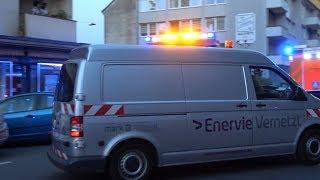 Kurzschluss in 10KV-Leitung – Sirenenalarm in Hagen – Gasexplosion befürchtet