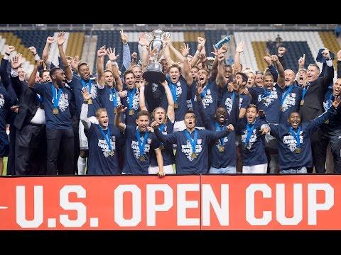 2015 Lamar Hunt U.S. Open Cup Final: Highlights - Sept. 30, 2015