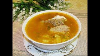 Рассольник, самый пикантный суп. Всегда хотим добавки!
