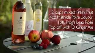 How To Make Rosé Sangria
