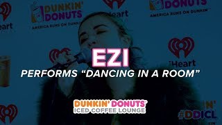 EZI Performs 'Dancing In A Room' Live