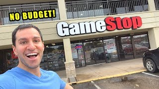 *NO LIMIT NO BUDGET SHOPPING SPREE AT GAMESTOP!* New Pokemon Cards Opening!