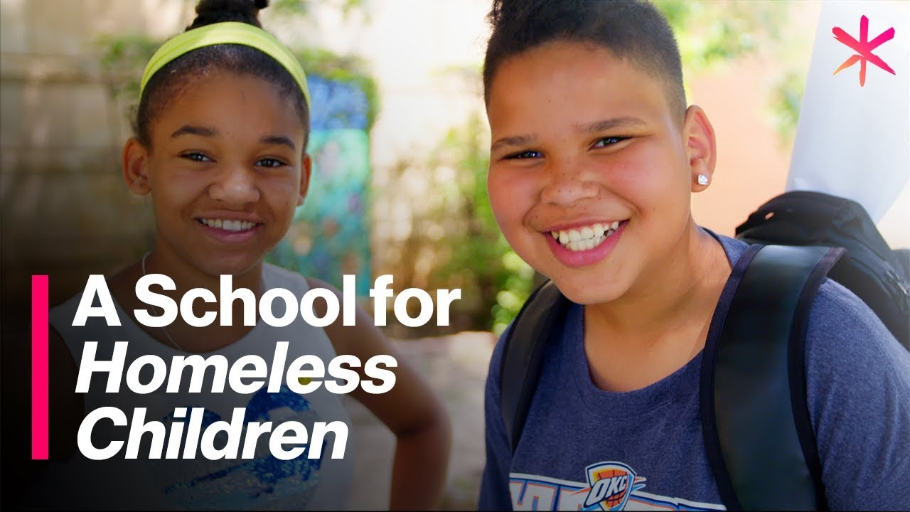 A School Made for Homeless Children | Freethink Catalysts