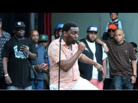 Big Daddy Kane  Warms it Up  In The Park