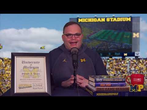 Michigan Podcast #065 | The Harbaugh Era in Jeopardy