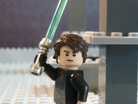 Lego Star Wars - Episode III - Anakin Skywalker & Obi-Wan Kenobi VS Count Dooku