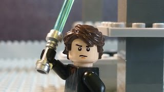 Lego Star Wars - Episode III - Anakin Skywalker & Obi-Wan Kenobi VS Count Dooku