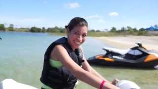 SEA-DOO #SPARKSOMEFUN TEST RIDE TOUR - POMPANO BEACH, FLORIDA