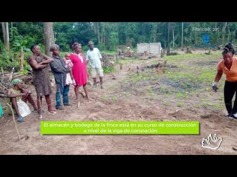REMAR  ONG en República de Guinea Ecuatorial - Financiado por el Ayuntamiento de Alcobendas.