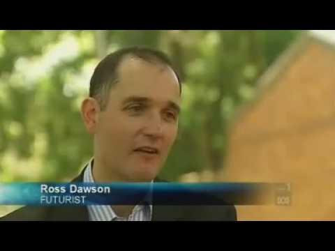 Australian futurist and keynote speaker Ross Dawson talks about the future of Australia