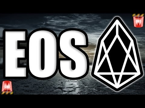 EOS Announcement! Price Exploding! HERE'S WHY! Bitcoin Price Moving | XRP Weiss Rating [Crypto News]