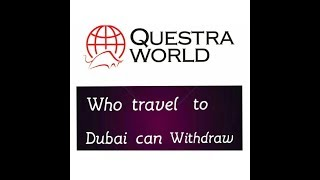Questra World | Mr. Diego Latest News & Updates Summary