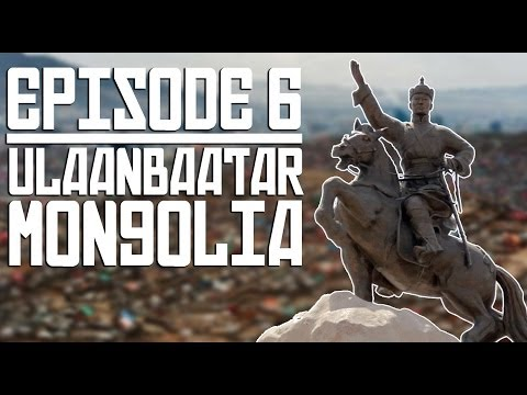 Ulaanbaatar, Mongolia | Trans-Siberian Railway (EP.6) russia in transit travel russia (country)